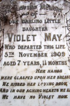 "Euphemism: the substitution of a mild, indirect, or vague expression for one thought to be offensive, harsh, or blunt. The tombstone says ""who departed this life"" which is a cleaner way of saying that she died Cemetery Monuments, Cemetery Headstones, Old Cemeteries, Cemetery Art, Graveyards, Cemetery Statues, After Life, Grave Markers, How To Memorize Things"