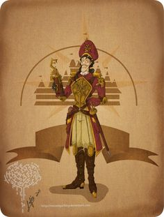 Steampunk Captain Hook