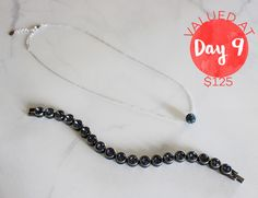 Enter to WIN this Swarovski Touchstone Crystal set!   Hosted by Style & Spice