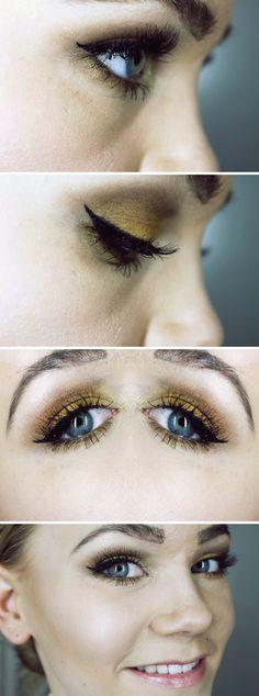 Autumn makeup!