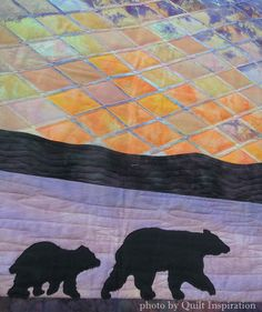 Quilt Inspiration: Best of the September quilt show! Day 3