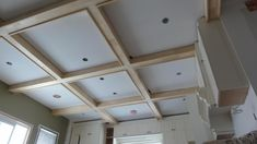 coffered ceiling | Coffered Ceilings - General Discussion - Contractor Talk