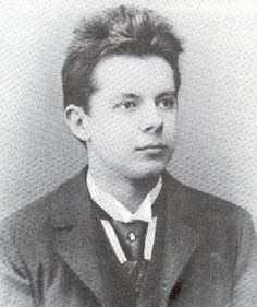 Béla Bartók popularized this hair style in the '90's; the 1890's! Everything old is new again.