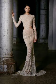 Steven Khalil Couture 2015