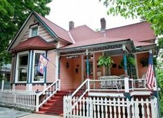Bridgeford House - Eureka Springs, Arkansas