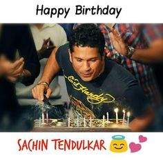 "Say Happy birthday to Indian CrIcket Team Player "" The god of cricket "" Sachin Tendulkar ..Check out Sachin b'day Photo Gallery on 24Faster.com"