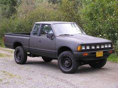 1984 Nissan 720 Pick-Up - Redmond, WA owned by Monster_Max Page . Pick Up Nissan, Nissan 4x4, Nissan Trucks, Hot Rod Trucks, Mini Trucks, Pickup Trucks, Toyota 4x4, Toyota Trucks, Nissan Frontier 4x4