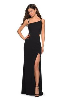 La Femme designer prom dresses are the go to look for every formal and social occasion. Shop a La Femme dress for style, color, and design. Your dream dress is just a click away when shopping La F. Cute Prom Dresses, Prom Dress Stores, Ball Dresses, Prom Gowns, Dresses Dresses, Dance Dresses, Party Dresses, Bridal Dresses, Evening Dresses Plus Size