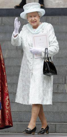 Diamond Jubilee Queen Elizabeth