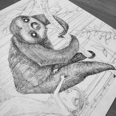 Progress of sloth :)