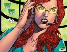 Oracle and former Batgirl Barbara Gordon