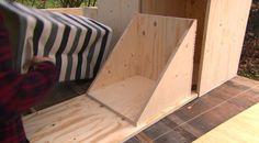 DIY: Uitklap-wasmanden - Eigen Huis en Tuin