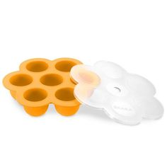 Click Image Above To Purchase: Beaba Multiportions - Orange