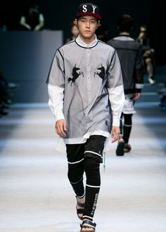 Steve J & Yoni P Spring/Summer 2014 | Seoul Fashion Week