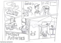 ctr project related activities