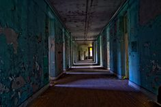 Traverse City State Hospital or Northern Michigan Asylum which was established in 1885. It functioned well into the 1950′s.