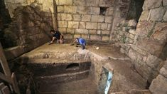 Three subterranean chambers have been found by students excavating at the Western Wall in Jerusalem. The actual purpose of these underground rooms is perplexing archaeologists. Jewish Temple, Arab States, Dome Of The Rock, Temple Mount, Ritual Bath, Recent Discoveries, Western Wall, Archaeology News, Archaeological Site