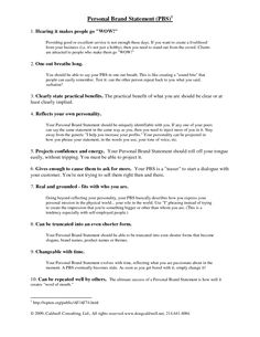 Resume Branding Statement Examples Awesome The Most Excellent Business Management Resume Ever  Resume .