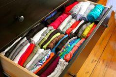Best Ideas Clothes Organization No Dresser Drawers