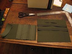 How to Sew a MOLLE Pouch for Airsoft and Paintball   eHow.com