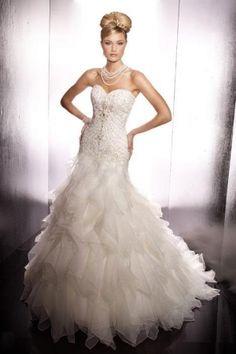 Christina Wu 15449, $550 Size: 14 | New (Un-Altered) Wedding Dresses