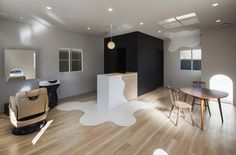 kiki(千葉県) | 美容室・理容室の設計・施工事例 | タカラベルモント株式会社 | サロン開業・経営情報サイト tb-net
