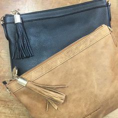 New Arrivals @arlingtonmilne Leather Coco Clutch.  With two adjustable shoulder straps.  Perfect for your race day outfit or to spoil mum this Mothers Day! #arlingtonmilne #cococlutch #clutch #black #tan #leather #newseason #justarrived #racesready #racingfashion #mayraces #mayraces2016 #mayracesfahion #mothers #mothersday #spoilmum #spoilher #shoplocal #shop3280 #warrnambool #inkandfeathers by inkandfeathers