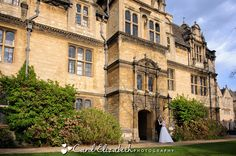 Professional wedding photography at Trinity College and Oxford Town Hall wedding. Wedding photographer in Oxfordshire with an informal and natural style. Oxford Town, Wedding Flowers Cost, Professional Wedding Photography, Town Hall, University, College, Weddings, Mansions, House Styles
