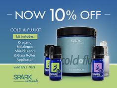 Get another 10% off the sale price with coupon code: thenomadlife!! This is the combination that I used a few weeks ago to kick my sinus/ear infection.