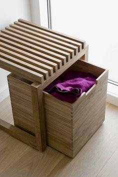 Skagerak Denmark Cutter Holz-Hocker #Wohnen #Galaxus