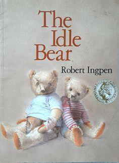 Idle Bear by Robert Ingpen winner 1986 Hans Christian Anderson award used PB Sleepy Bear, Hans Christian, Inner Child, Story Time, Fairy Tales, Teddy Bear, Picture Books, Children, Illustration