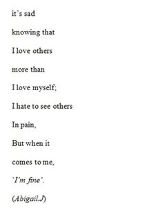 Sad Love Quotes : QUOTATION – Image : Quotes Of the day – Life Quote This is so me. Pulled the words right out of my mind. Sharing is Caring Poem Quotes, True Quotes, Im Lost Quotes, Im Fine Quotes, Feeling Lost Quotes, Sad Poems, Funny Quotes, People Quotes, The Words