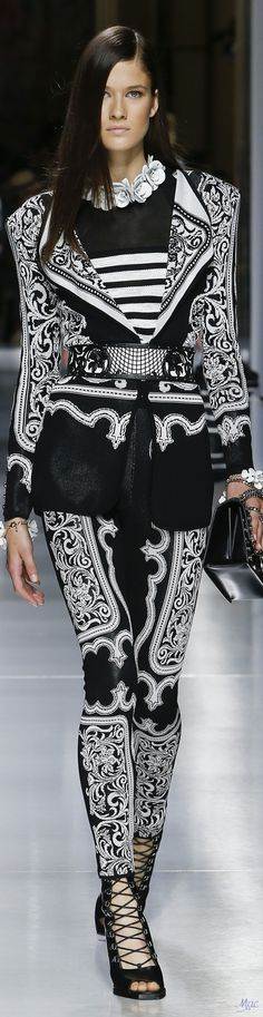 See all the Collection photos from Balmain Spring/Summer 2018 Menswear now on British Vogue Image Fashion, I Love Fashion, High Fashion, Fashion Looks, Fashion Design, Couture Fashion, Runway Fashion, Womens Fashion, Fashion Trends
