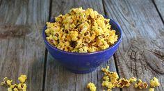 Mac 'n Cheese Popcorn on Rachael Ray show