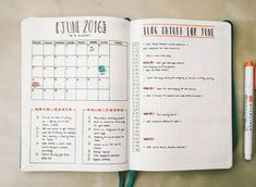 Looking for bullet journal page ideas to try? Here's a list that is guaranteed to inspire your next entry and give more life to your Bujo! Bullet Journal Hacks, Bullet Journal Spread, Bullet Journal Layout, Bullet Journal Inspiration, Bullet Journals, Study Inspiration, Bujo, Post Its, Planning School