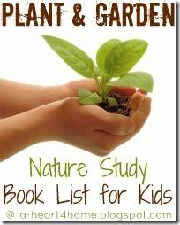 Gardening with Kids: Plant & Garden Books for Children. pinterest, i love you.