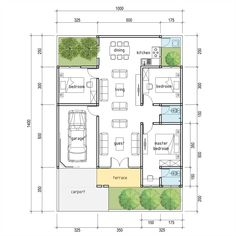 Floor Plan Layout, House Roof, House Layouts, House Floor Plans, My Dream Home, House Design, Flooring, How To Plan, Architecture