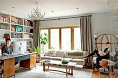 Townhouses em Nova York. Veja mais fotos: http://www.casadevalentina.com.br/blog/materia/townhouse-em-nova-york.html #decor #decoracao #interior #design #home #casa #details #detalhes #charm #charme #ideia #idea #casadevalentina