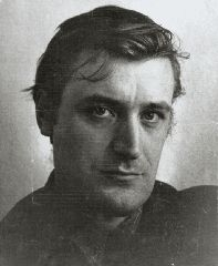 Ted Hughes (August 17, 1930 - October 28, 1998) British poet, children's book writer and Poet Laurate.
