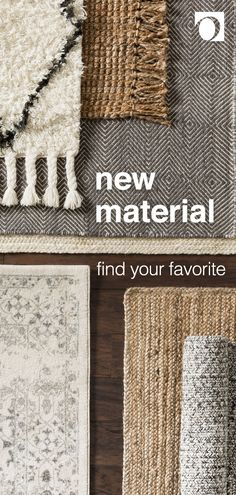 Step up the style of any room in your house with must-have rugs from Overstock. Discover an unbeatable selection of materials for every look and feel, from fluffy wool to sumptuous leather. Shop the collection today.