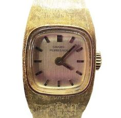 Girard Perregaux 【ジラールペルゴ】20ミクロンGF レディース時計 アンティーク Watch Antique ¥8900yen 〆05月17日