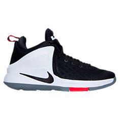 Men's Nike Lebron Zoom Witness Basketball Shoes | Finish Line
