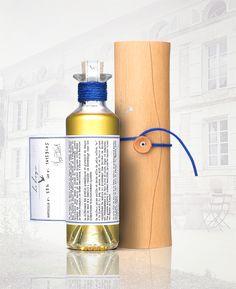 Le Logis Grey Goose, Sincèrement — The Dieline - Branding & Packaging Design                                                                                                                                                                                 More