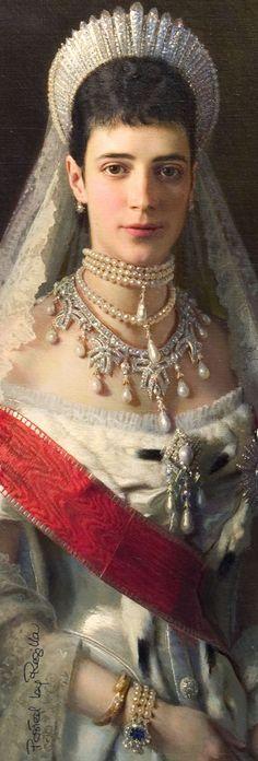 Maria Feodorovna | REGILLA ᘡղbᘠ
