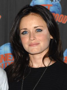 alexis bledel in too dark colors