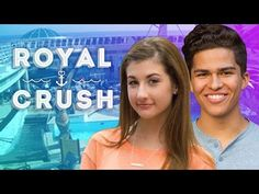 Warm up your winter with our new #AwesomenessTV show, #RoyalCrush! #LibertyoftheSeas
