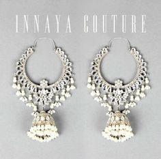 Innaya Couture Jewellery #indian #jewelry #silver