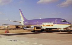 Chicago Midway Airport - Federal Express (FedEx) - 737 by twa1049g, via Flickr