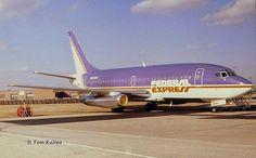 Federal Express FedEx Boeing 737-200
