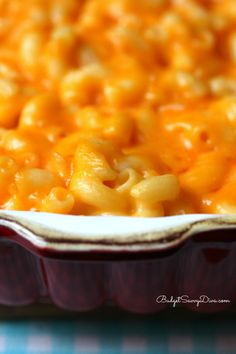 Cracker Barrel Macaroni and Cheese Recipe = so yummy, but didn't taste like cracker barrel's.